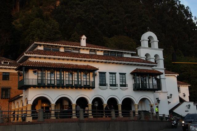 Estação Cerro Monserrate
