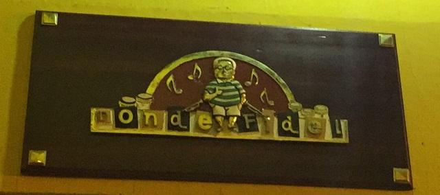 Clube Donde Fidel – centro histórico