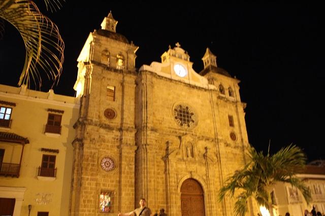 Iglesia San Pedro Claver – centro histórico