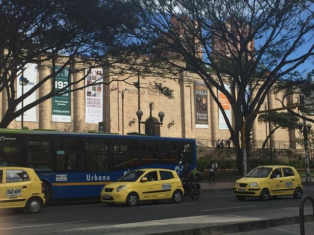 Museu Nacional de Bogotá