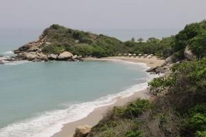 Praia Cañaveral – Parque Nacional Tayrona